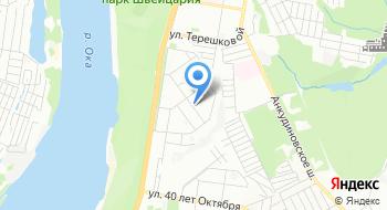 МБУ ДО Детская школа искусств №7 на карте
