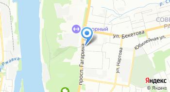 Мануальный терапевт доктор Калабанов В.К. на карте