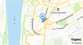 Ригла на карте