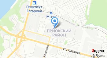 Ветснаб на карте