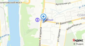 Интернет-магазин ТеВиКа на карте
