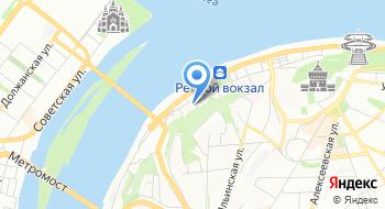 Российский речной регистр Верхне-Волжский филиал на карте