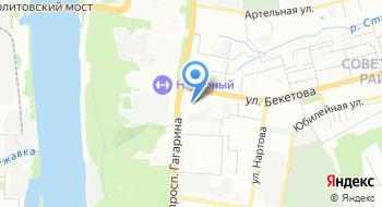 Смс-НН на карте
