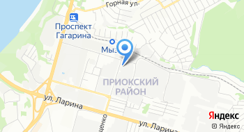 Пониграфика на карте