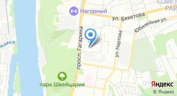 Цифровая студия Евгения Баранова на карте