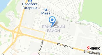 Нижегородский областной центр по контролю качества и сертификации лекарственных средств на карте