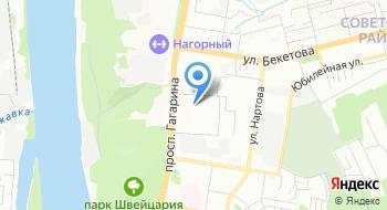 Следственный отдел Следственного управления Следственного комитета РФ на карте