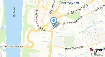 Компания Автоковрик.ру на карте