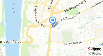 Центр занятости Нагорный отдел на карте