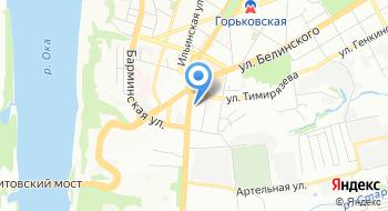 МАОУ Лицей № 28 имени академика Б. А. Королева на карте