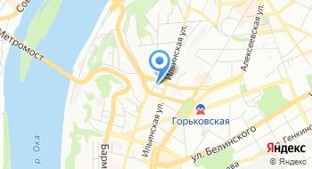 Торговый дом УЗХМ, сервисный центр на карте