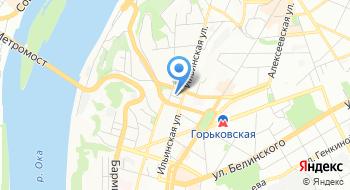 Муниципальная служба перемещения по эвакуации автомобилей на карте