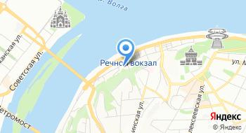 HelixPro на карте
