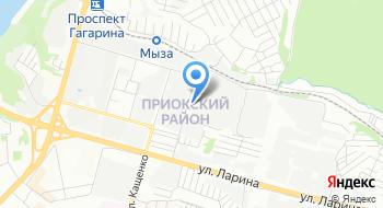 Лаборатория обеспечения сохранности документов Нижегородской области на карте