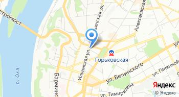 Педагогическое агентство Гувернер на карте