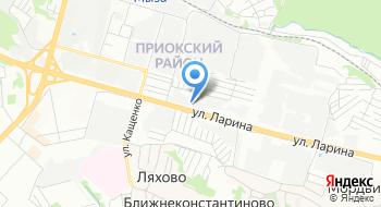 Автоснабженец на карте