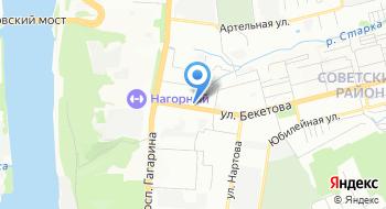 Ковровый центр Енисей на карте