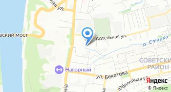 Алекс Класс НН на карте