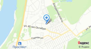 Нижегородская Аэрологическая Станция на карте