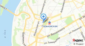 Психолог Мурзинская А.А. на карте