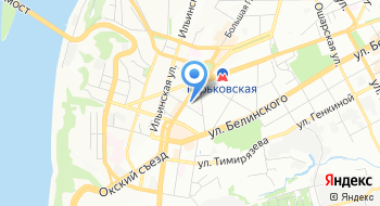 Вектор Тепла-НН на карте