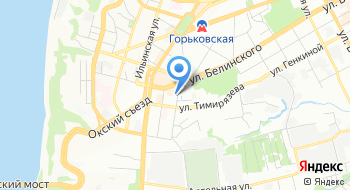 Эксимер на карте