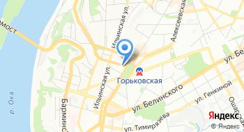 Итсп на карте
