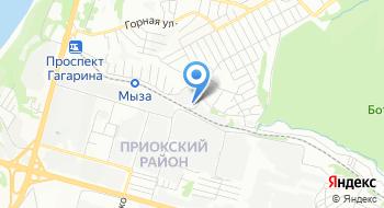 Старк Ком на карте