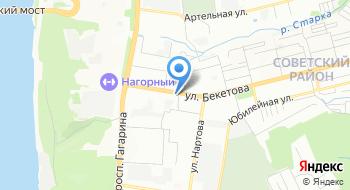 Нижегородское музыкальное училище колледж имени М.А. Балакирева на карте