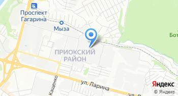 ТПО Ориентир на карте