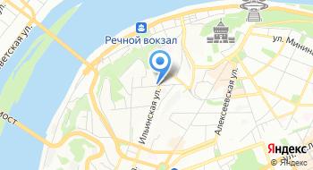 Мини-отель Рыжая Сара на карте