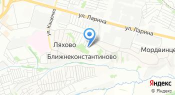 Волгоавтогаз Газпром Трансгаз Нижний Новгород АГНКС №1 город Нижний Новгород Филиал на карте