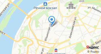 ИФНС России по Нижегородскому району г.Н.Новгорода на карте