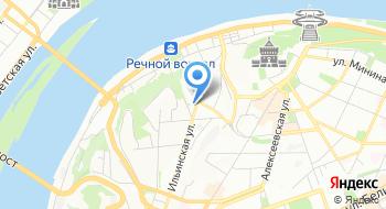 Оргтехсервис-НН на карте