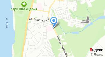 ГБУЗ Но Нижегородский областной клинический онкологический диспансер Стационар № 2 на карте