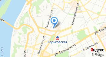 Управление Специальной Связи и Информации Федеральной Службы Охраны России в Приволжском Федеральном Округе на карте