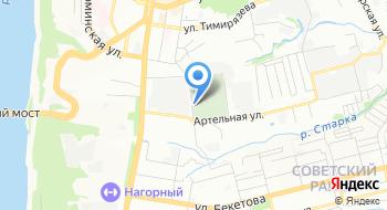 Кладбище по улице Пушкина на карте