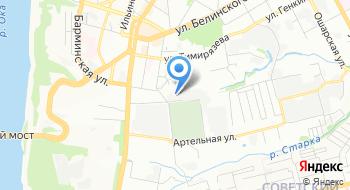 Комитет государственного ветеринарного надзора Нижегородской области на карте