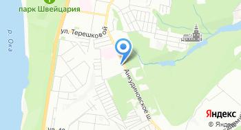 Нижегородская академия МВД России на карте