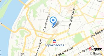 Стадион Динамо на карте