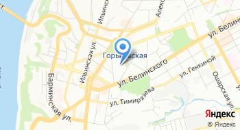 Европорт на карте