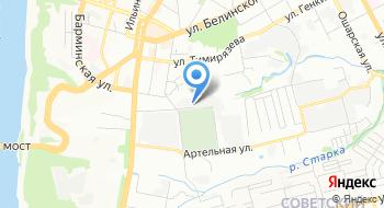 ГБУ Но ГосветУправление ГО Г. Н. Новгород на карте