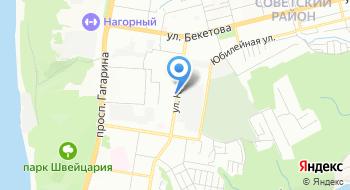 Автомобилист-НН на карте