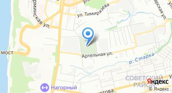 Успенская Старообрядческая церковь на карте
