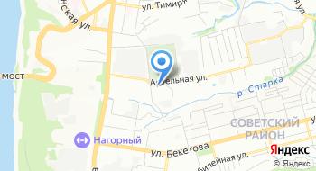 Нижегородский колледж малого бизнеса на карте