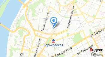 Велостанция Динамо на карте