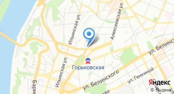 Школа мам Елены Лазаревой на карте