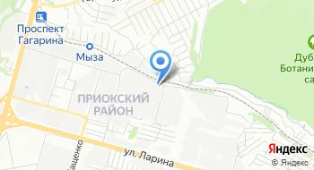 Русгеосинт на карте