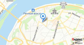 Рекламное агентство Мотив на карте