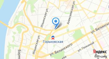 Нижегородская Газовая Компания на карте